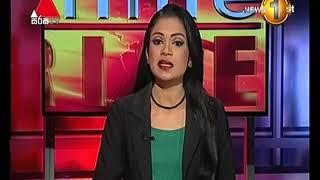 News 1st: Breakfast News Sinhala | (29-08-2018) Thumbnail