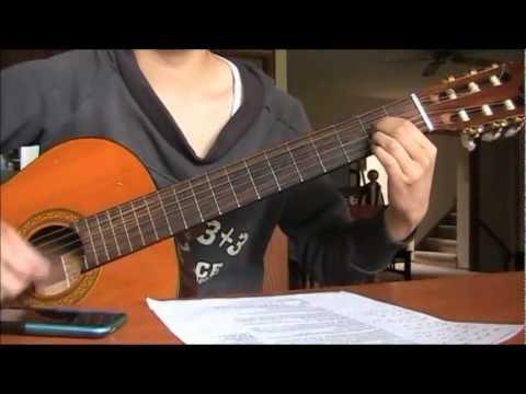 Juniel (주니엘)- illa illa (일라 일라) Guitar Cover