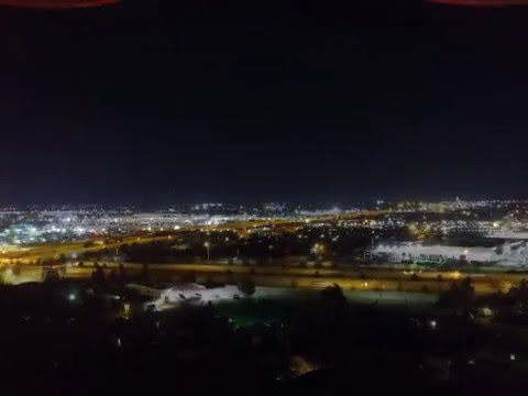 Wichita Falls Texas at night