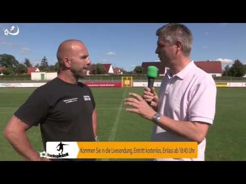 Am 18.08.14, Nachspielzeit - der Leipziger Fussballtalk mit Mike Sadlo und Peter Pacult