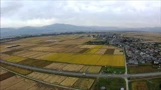 2017中山町の田園風景