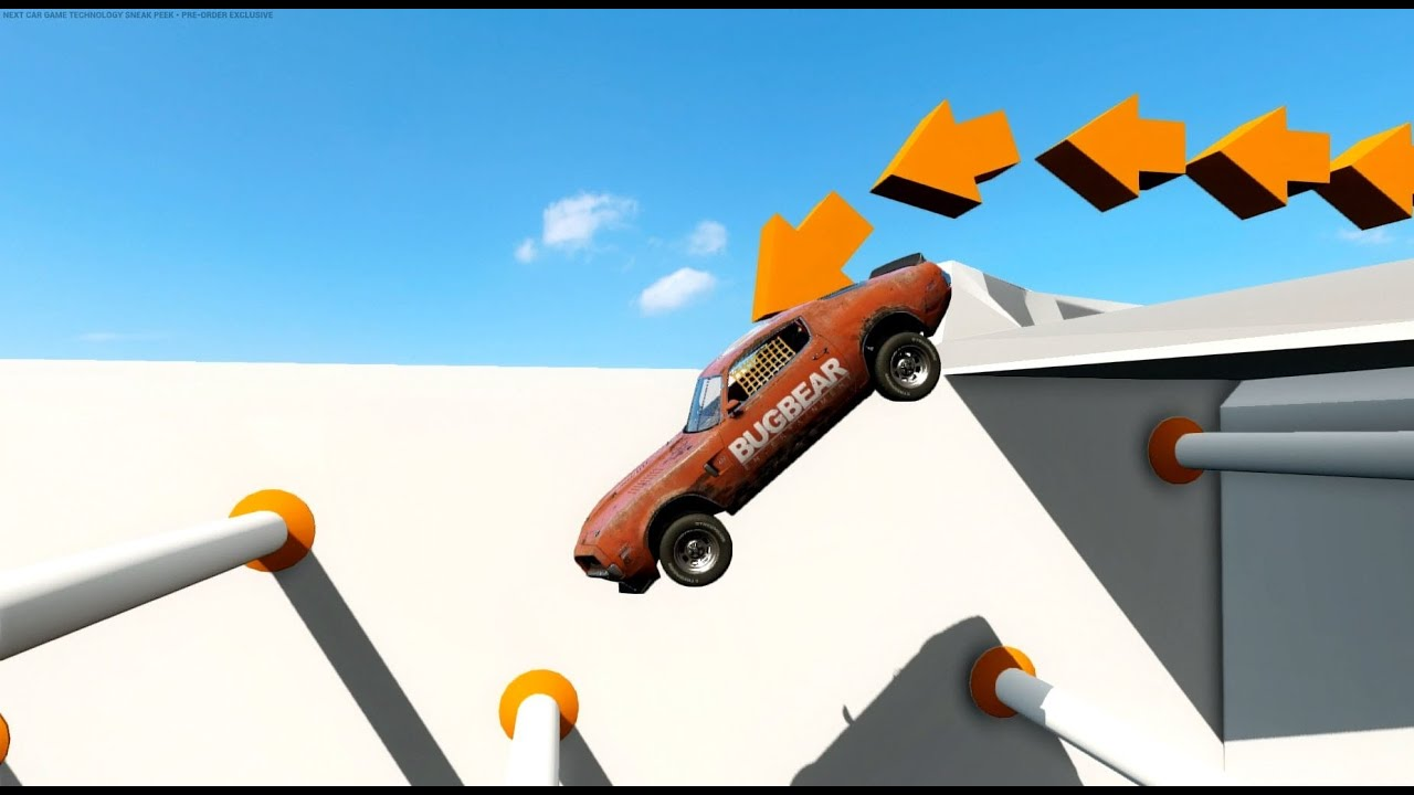 Sneak Peek   Next Car Game