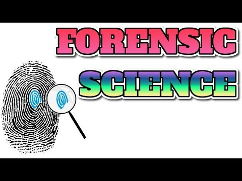 [Technology 20] Make sure you know about FORENSIC SCIENCE Facts