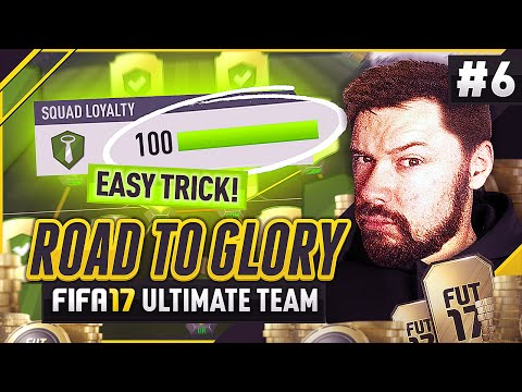 EASY LOYALTY TRICK! - #FIFA17 Road to Glory! #06