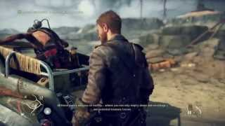 MAD MAX 17 Minutes of Gameplay/Demo Full Gameplay Video