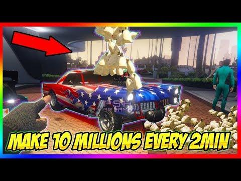 GTA 5 MONEY GLITCH *SUPER EASY* Unlimited Solo Money Glitch 1.50