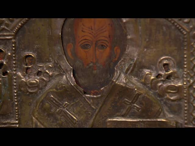 Open Studio With Jared Bowen Covers The Museum Of Russian Icons