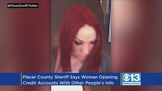 Detectives: Woman Opened Store Credit Accounts Using Stolen Identity