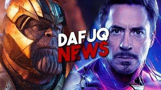 Thanos... wygra!? Co przeoczyliśmy? Analiza ukrytych scen AVENGERS ENDGAME!
