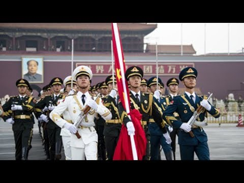 07/31/2018: Is China Seeking To Be A Military Superpower?