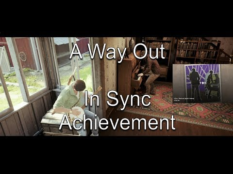 A Way Out | In Sync Achievement - Music was played in harmony