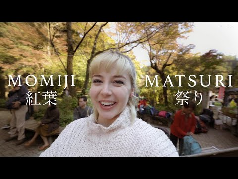 Japanese Festivals Are Magical And Full Of Mochi! Mt Takao Autumn Matsuri