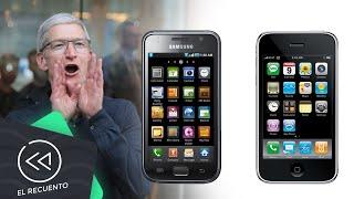 Samsung pagará 539 MDD a Apple por copiar al iPhone | El recuento iPhone 検索動画 19