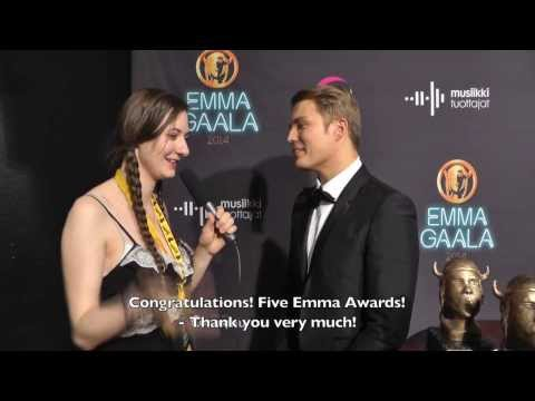 CHEEK at Emma Gaala 2014 (Finnish with English subs)