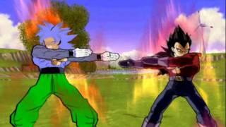 Gogeta SSJ5/Goku SSJ5 (Dragon Ball EX) Dbz Infinite World Mod
