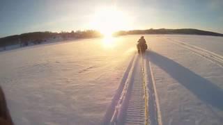 Зимний отдых- сноуборд