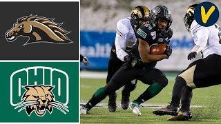 Western Michigan vs Ohio Highlights  | Week 12 | College Football | 2019