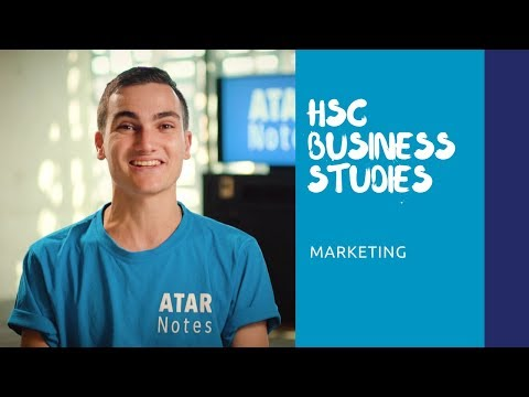 HSC Business Studies | Marketing - YouTube