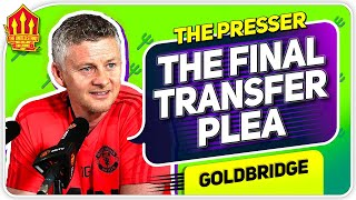 Solskjaer Press Conference Reaction! Manchester United vs Tottenham