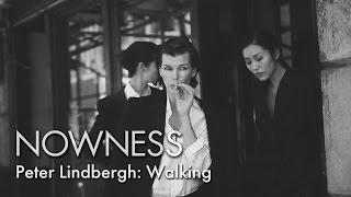 Peter Lindbergh's Manhattan Catwalk