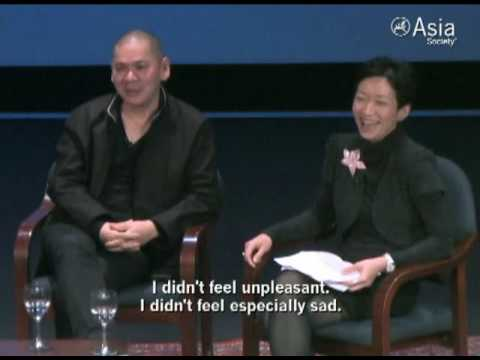 Filmmaker Tsai Ming-Liang on Loneliness, Alienation, and Absurdity of Life (at Asia Society NY)