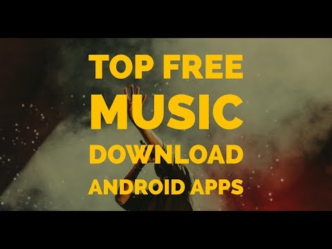 Top Free Music Download Android Apps
