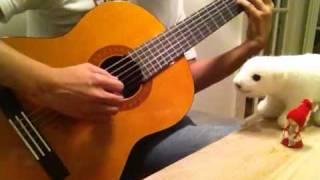 冬のリヴィエラ (ギターソロ) thumbnail
