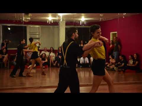 Dance TLV SPOTLIGHT - Nitzan Raveh & Gefen Solberg