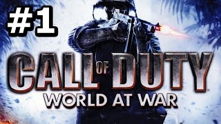 Call Of Duty World At War - Let's Play ITA (Parte 1) PROLOGO!