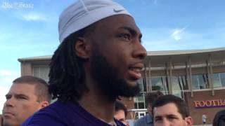 Clemson WR Mike Williams returns to practice full go