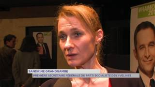 Présidentielle : lancement de campagne dans les Yvelines pour Benoit Hamon
