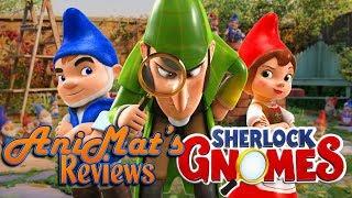 Sherlock Gnomes - AniMat's Reviews