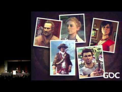 Uncharted 2: Creating an Active Cinematic Experience