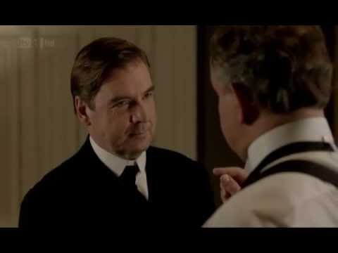 The Bromance between Mr Bates & Lord Grantham S3