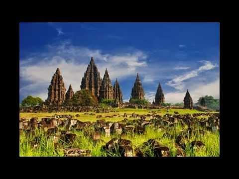 TOUR INDONESIA: Candi Prambanan, Sleman-DI-Jogjakarta