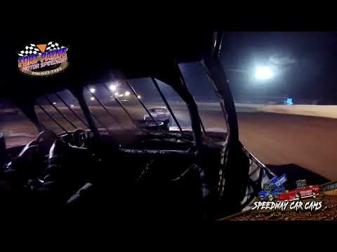 #7B Karen Boe - Bomber - 9-22-18 Fort Payne Motor Speedway - In Car Camera