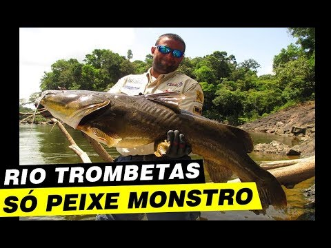 Pesca no Rio Trombetas