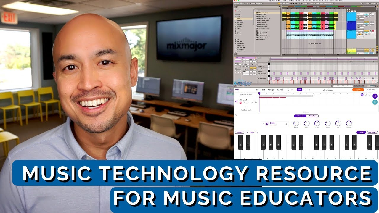 Teacher TV - Music Technology Resource for Music Educators