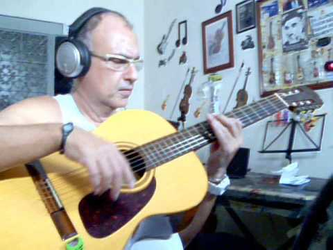 Kenny Rogers Bee Gees You And I Guitar Instrumental Ricardo Pach