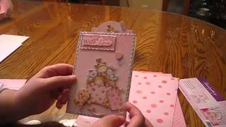 Hunkydory Gorgeous Girls Box of Surprises Toppers Kit