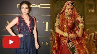 Dia Mirza Reacts To Padmaavat's Win And Supreme Court Verdict