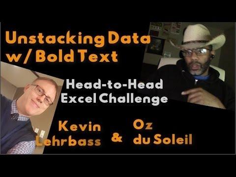 00154 Unstack Data Challenge With Oz