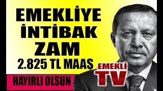 HAYIRLI OLSUN! İntibak yasası ve emekli maaşı için % 42 zam Erdoğan sinyali verdi! Emeklilik