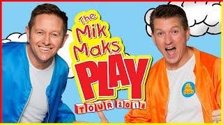 Live Kids Show | PLAY Tour | The Mik Maks