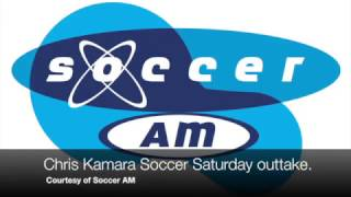 Chris Kamara Soccer Saturday Outtake
