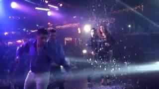 "3BALLMTY feat. El Bebeto & América Sierra ""Inténtalo"" en Vi"