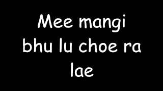 Tayi Tayi new Bhutanese Song lyrics.wmv