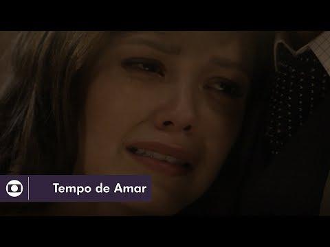 Tempo de Amar: capítulo 34 da novela, sexta, 3 de novembro, na Globo