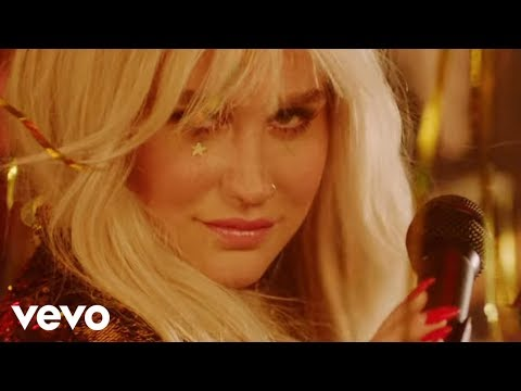 Kesha - Woman (Official Video) ft. The Dap-Kings Horns