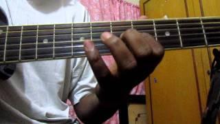 Rishtey on Guitar